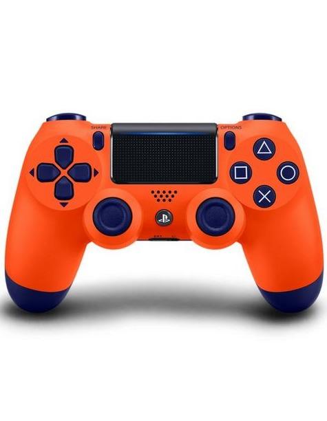 DualShock 4 ovladač - Sunset Orange V2 (PS4)