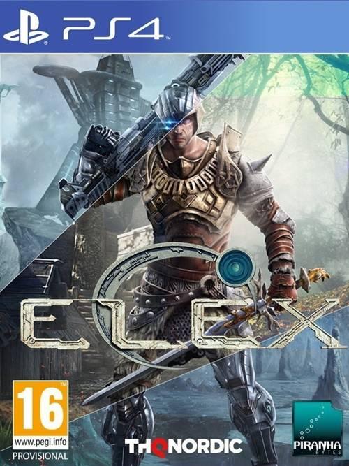 ELEX BAZAR (PS4)