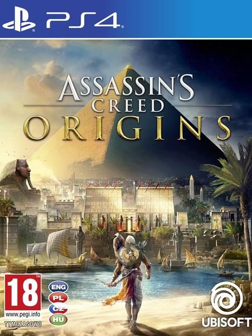 Assassins Creed: Origins BAZAR (PS4)