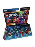 LEGO Dimensions: Team Pack - DC Comics