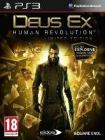 Deus Ex 3: Human Revolution - Limited Edition (PS3)
