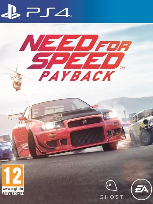 Need for Speed: Payback BAZAR (PS4)
