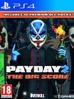 Payday 2: The Big Score BAZAR