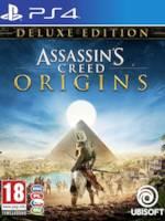 Assassins Creed: Origins - Deluxe Edition BAZAR (PS4)