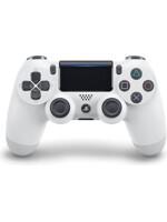 DualShock 4 ovladač - Bílý V2
