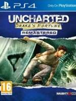 Uncharted: Drakes Fortune Remastered BAZAR