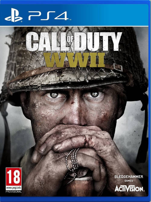 Call of Duty: WWII BAZAR (PS4)