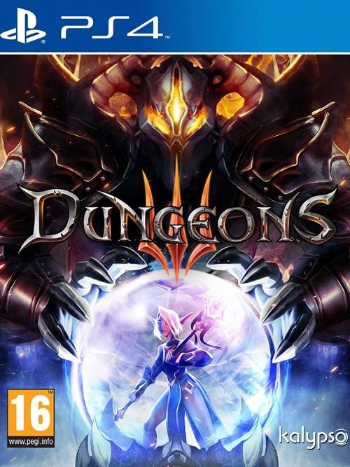 Dungeons 3 Extremely Evil Edition BAZAR (PS4)