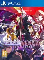 Under Night In-Birth Exe:Latest