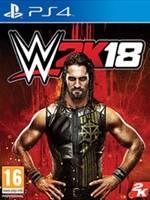 WWE 2K18 BAZAR