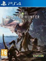 Monster Hunter: World BAZAR (PS4)