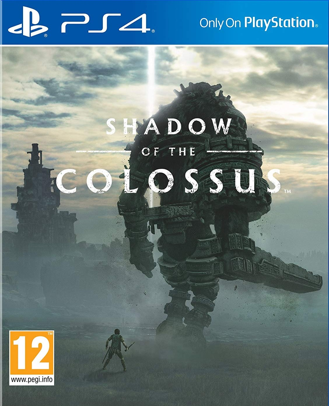 Shadow of the Colossus BAZAR (PS4)