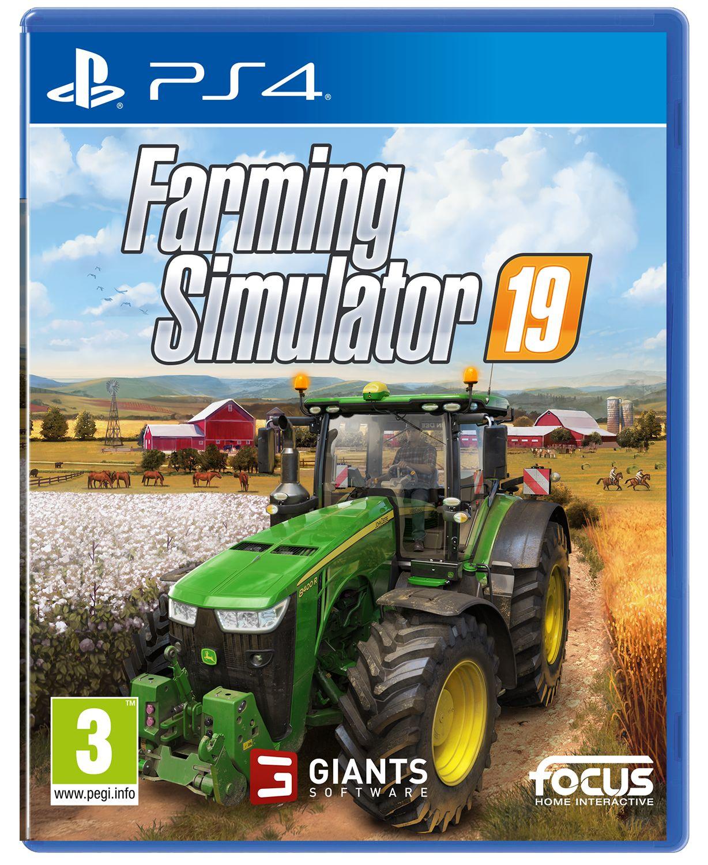 Farming Simulator 19 (PS4)