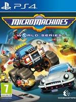 Micro Machines: World Series BAZAR