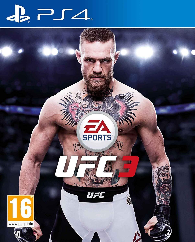 EA Sports UFC 3 BAZAR (PS4)
