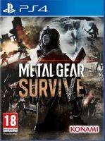 Metal Gear Survive BAZAR (PS4)