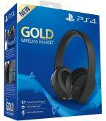 Playstation Gold Wireless Headset (PS4)