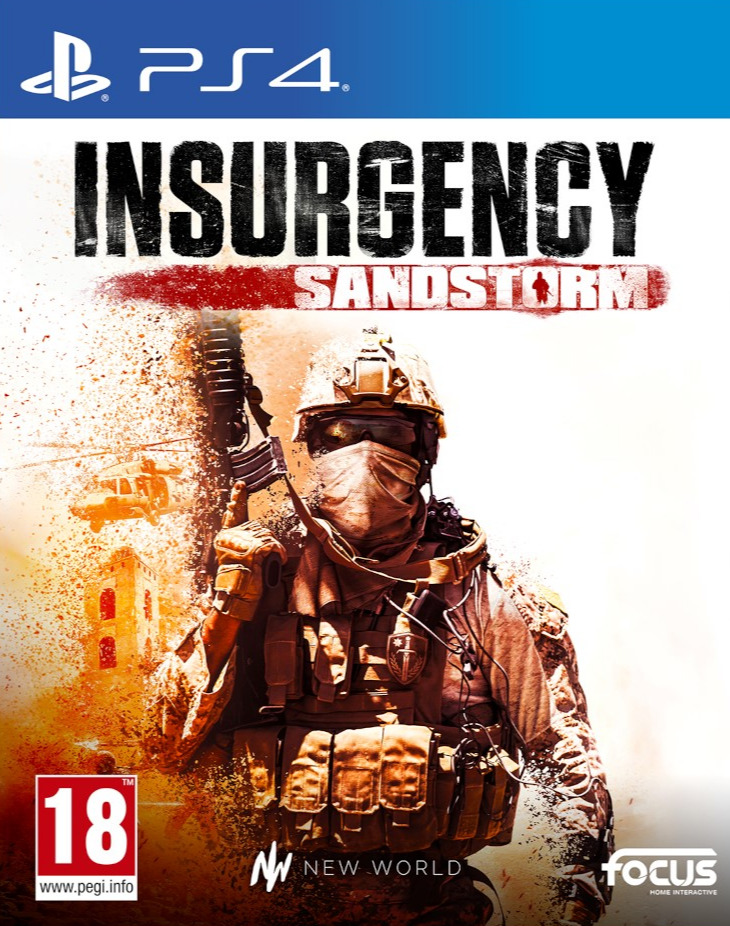 Insurgency: Sandstorm (PS4)
