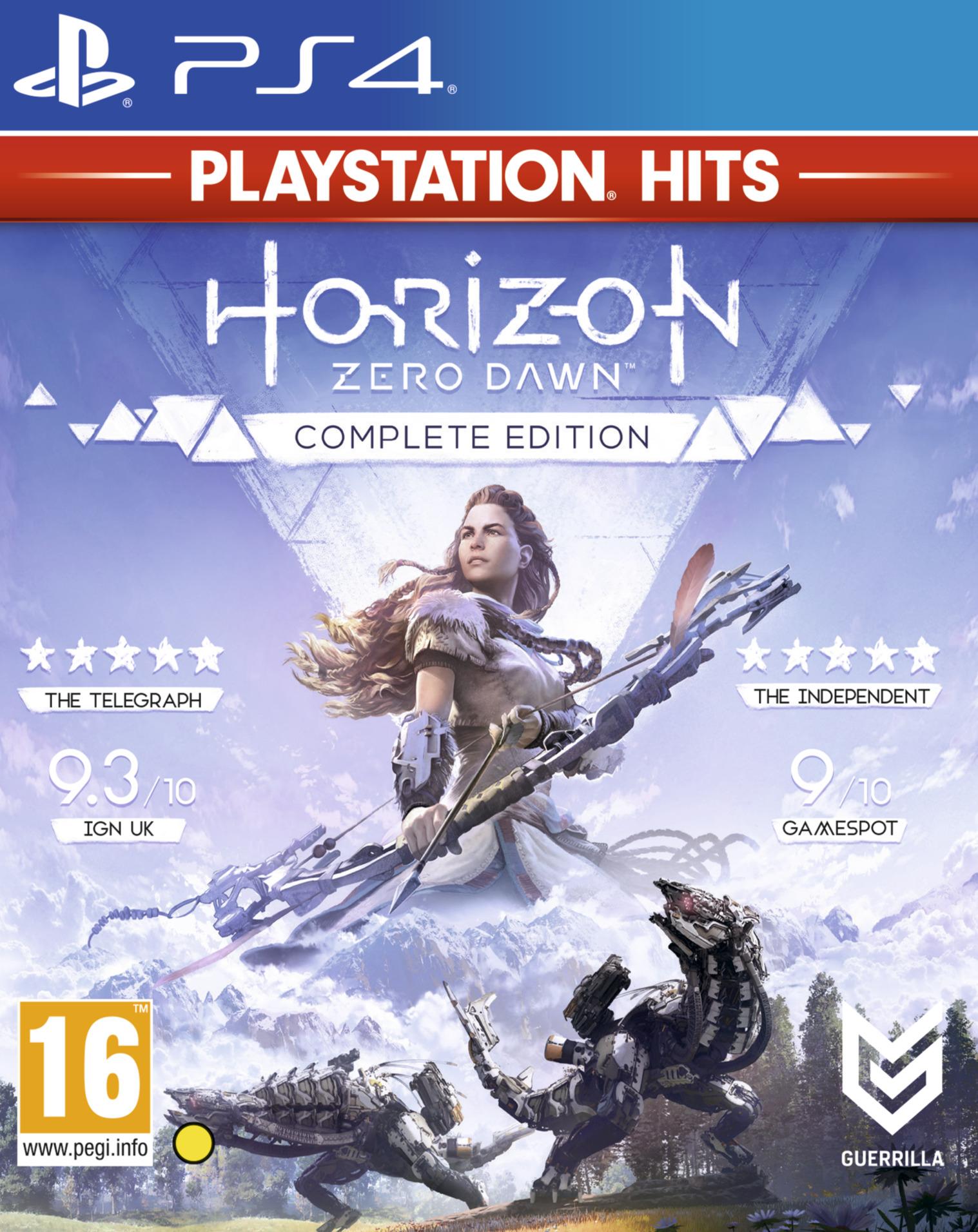 Horizon: Zero Dawn - Complete Edition BAZAR (PS4)