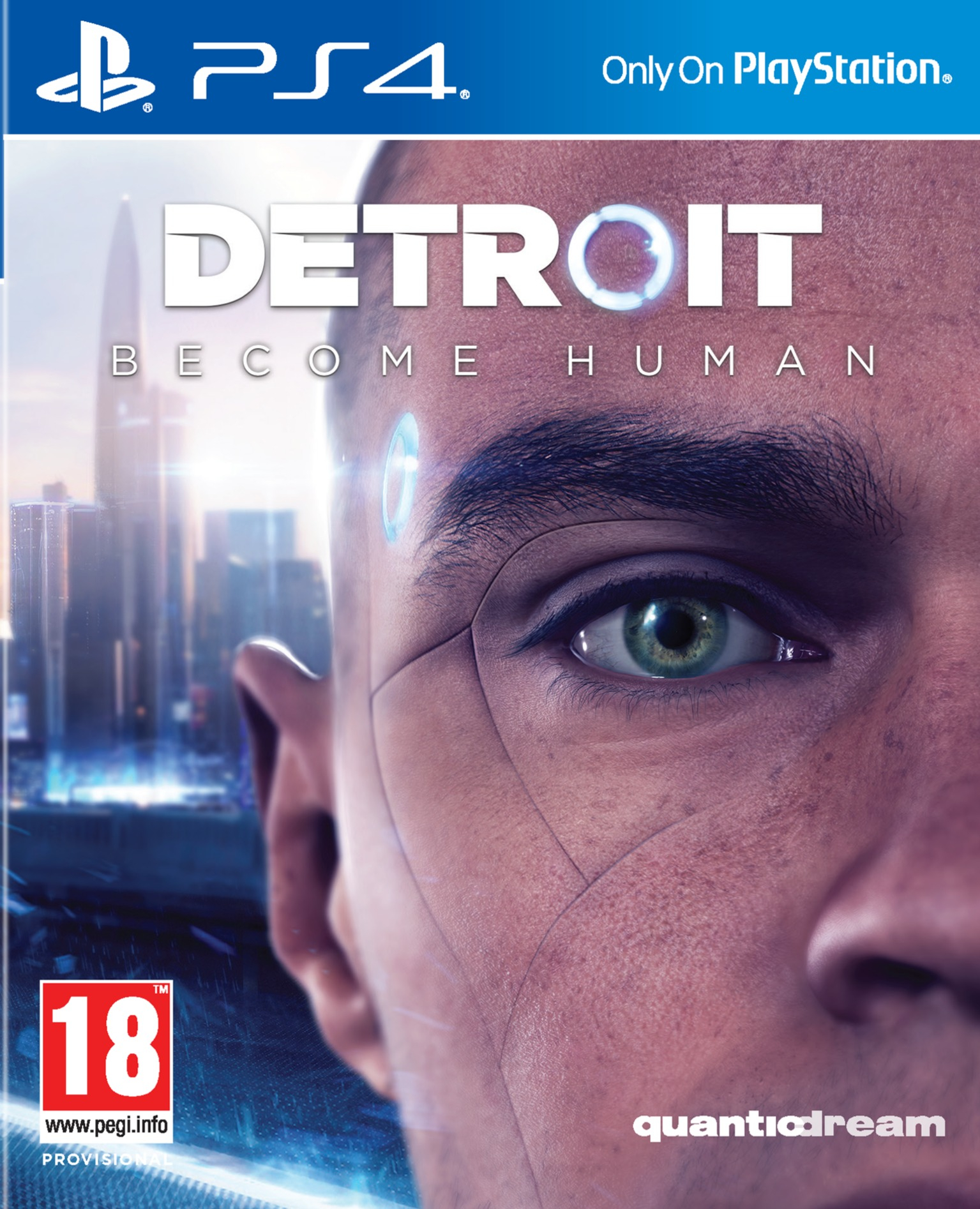 Detroit: Become Human BAZAR (PS4)