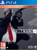 Hitman 2 - GOLD Edition (PS4)