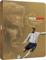 Pro Evolution Soccer 2019 - Beckham Edition