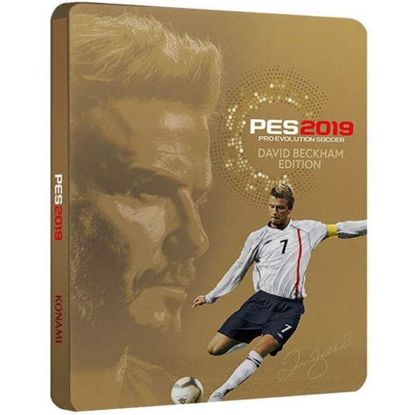 Pro Evolution Soccer 2019 - Beckham Edition (PS4)