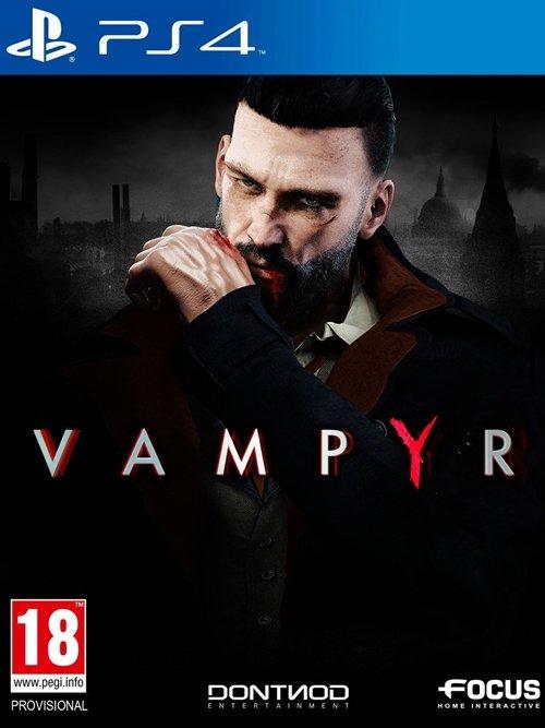 Vampyr BAZAR (PS4)