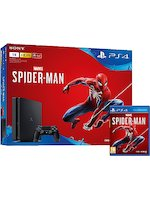 Konzole PlayStation 4 Slim 1TB + Spider-Man