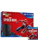 Konzole PlayStation 4 Pro 1TB + Spider-Man