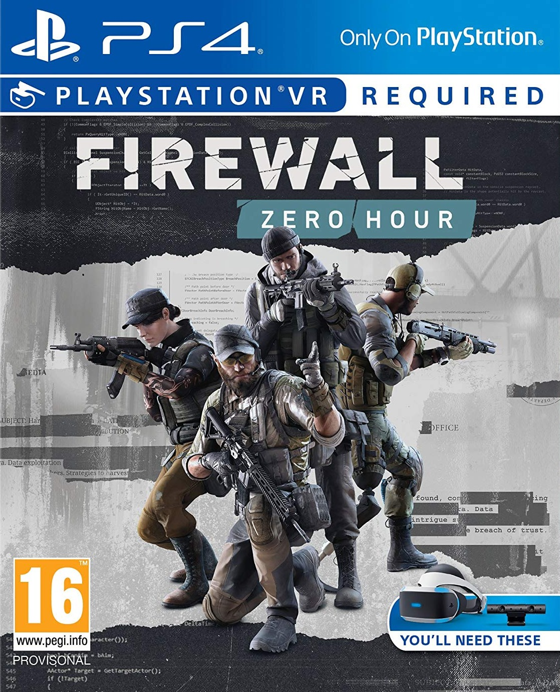 Firewall: Zero Hour VR (PS4)