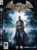 Batman: Arkham Asylum GOTY 3D (PS3)
