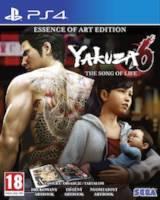 Yakuza 6: The Song of Life - Essence of Art Edition BAZAR