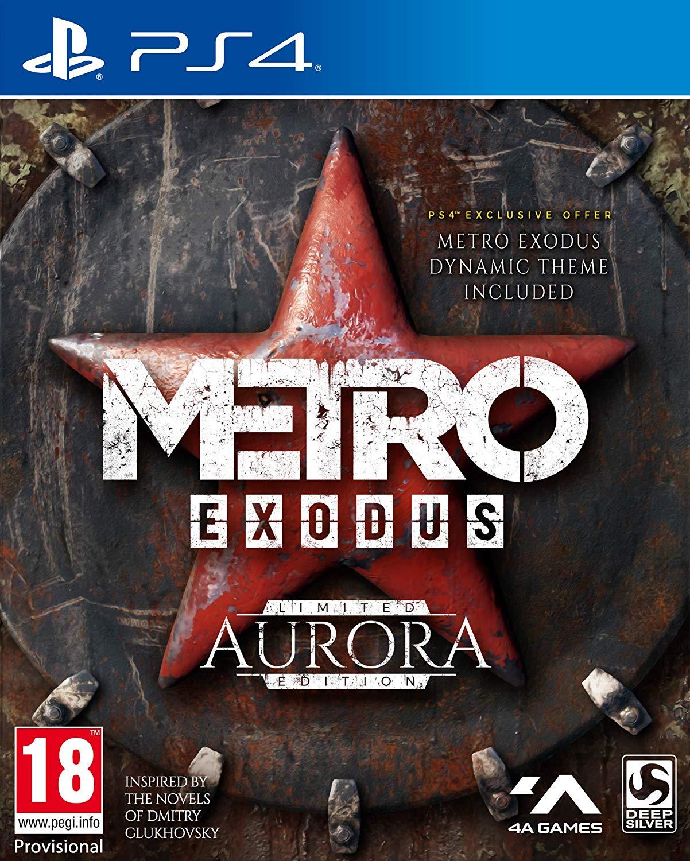 Metro: Exodus - Aurora Limited Edition (PS4)