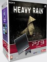 PlayStation 3 SLIM - 250 GB + Heavy Rain (PS3)