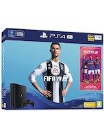 Konzole PlayStation 4 Pro 1TB + FIFA 19