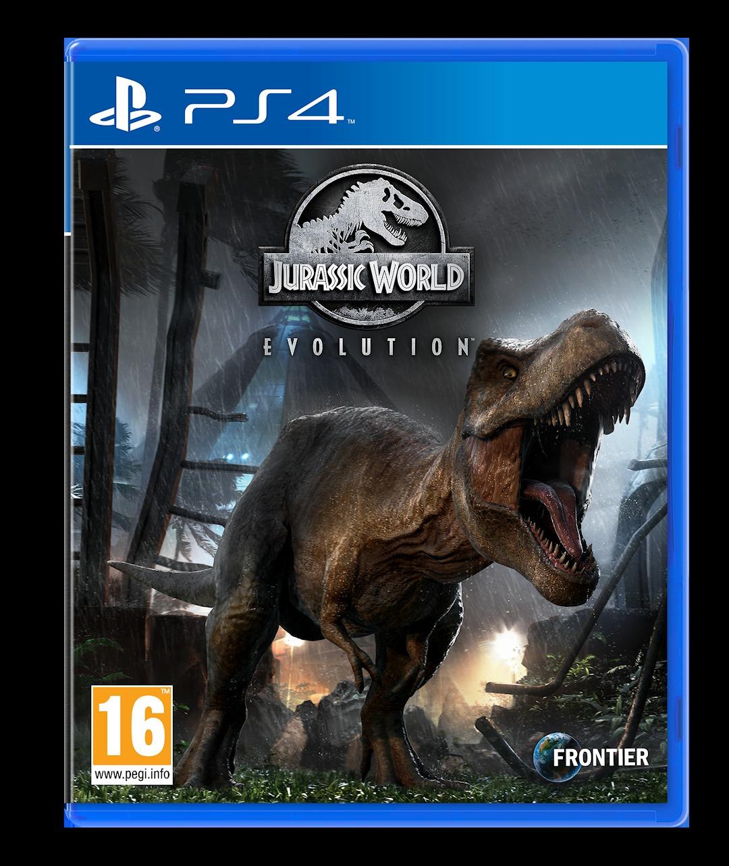 Jurassic World: Evolution BAZAR (PS4)