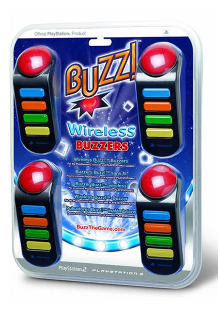 Buzzers wireless (PS3)