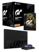 Gran Turismo Sport - Collectors Edition (poškozená krabička)