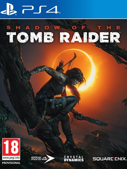 Shadow of the Tomb Raider BAZAR (PS4)