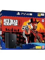 Konzole PlayStation 4 Pro 1TB + Red Dead Redemption 2