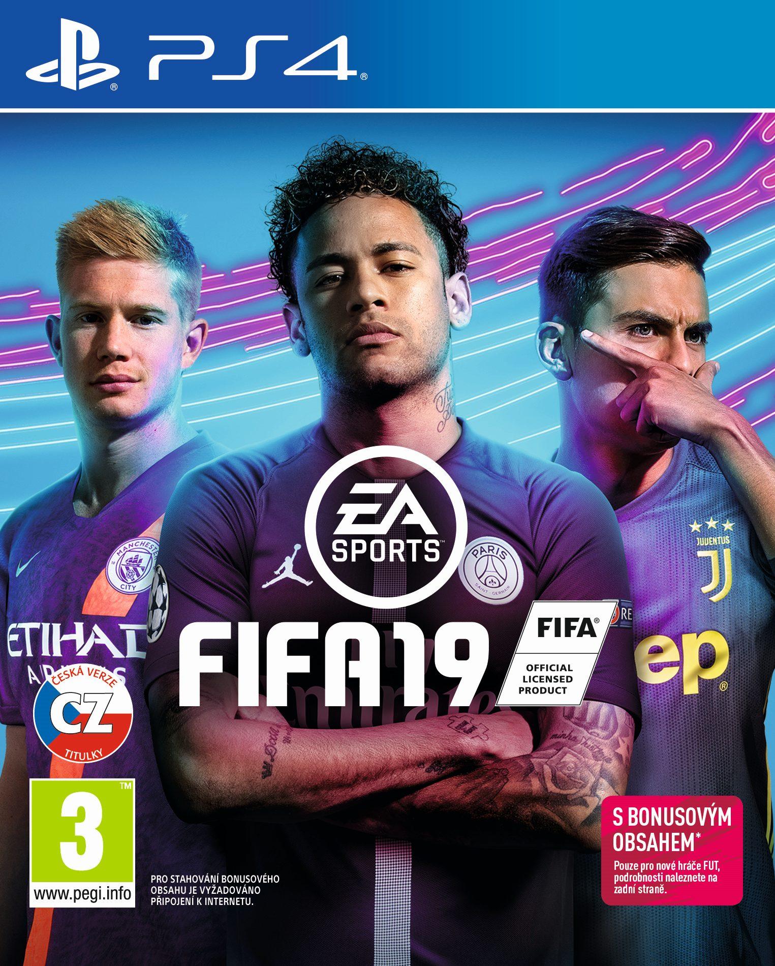 FIFA 19 BAZAR (PS4)
