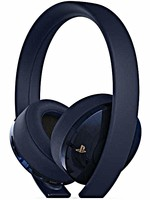 Playstation Gold Wireless Headset - Navy Blue