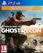 Tom Clancys Ghost Recon: Wildlands - GOLD Edition Year 2 (PS4)