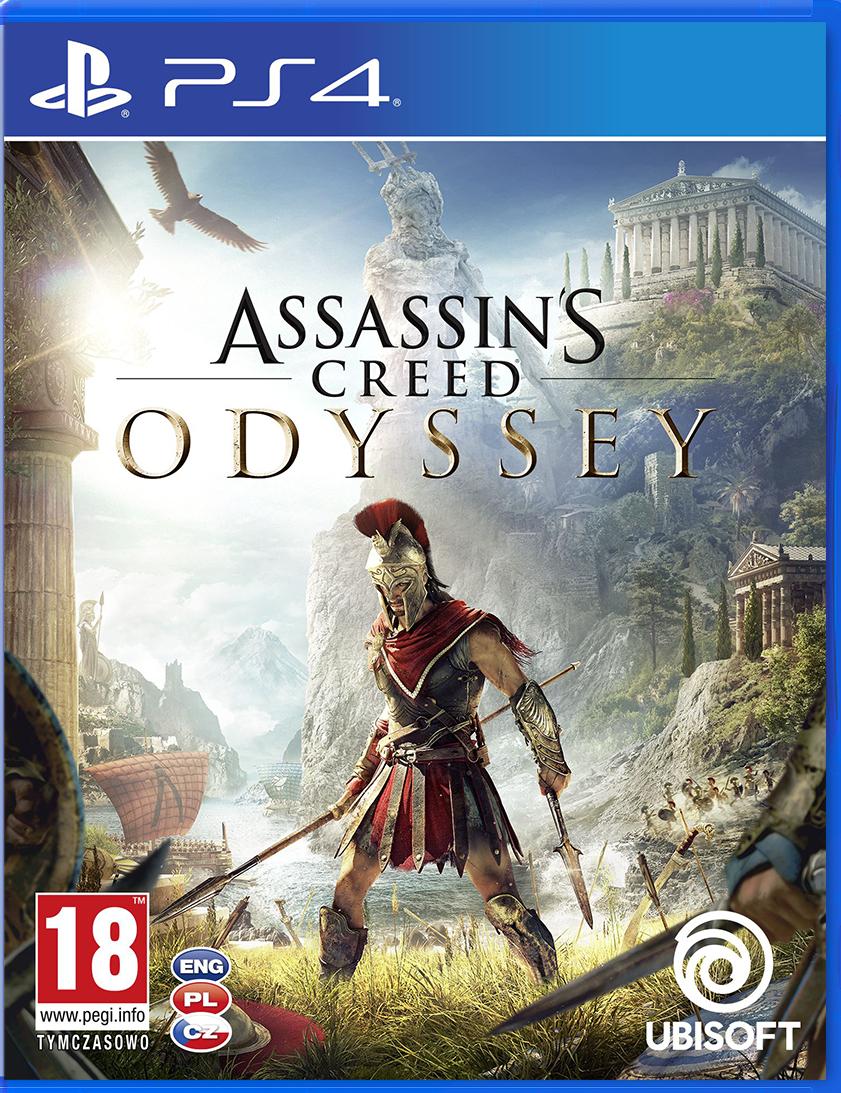 Assassins Creed: Odyssey BAZAR (PS4)