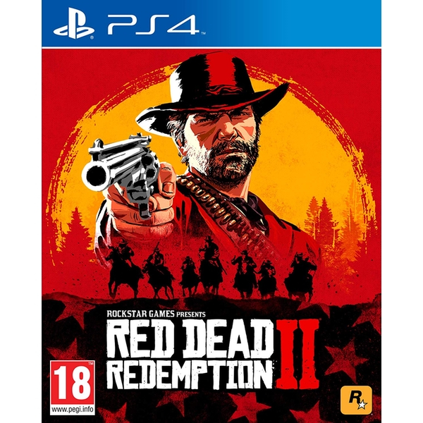 Red Dead Redemption 2 BAZAR (PS4)