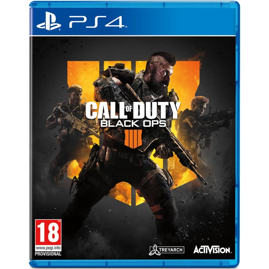 Call of Duty: Black Ops 4 BAZAR (PS4)