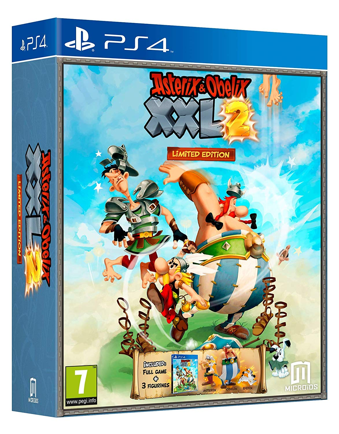 Asterix & Obelix XXL2 - Limited Edition (PS4)