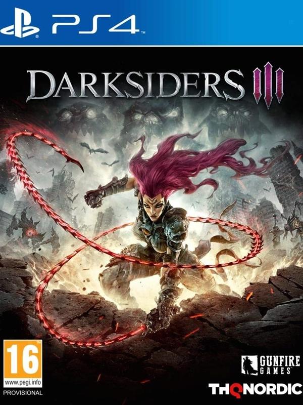 Darksiders 3 BAZAR (PS4)