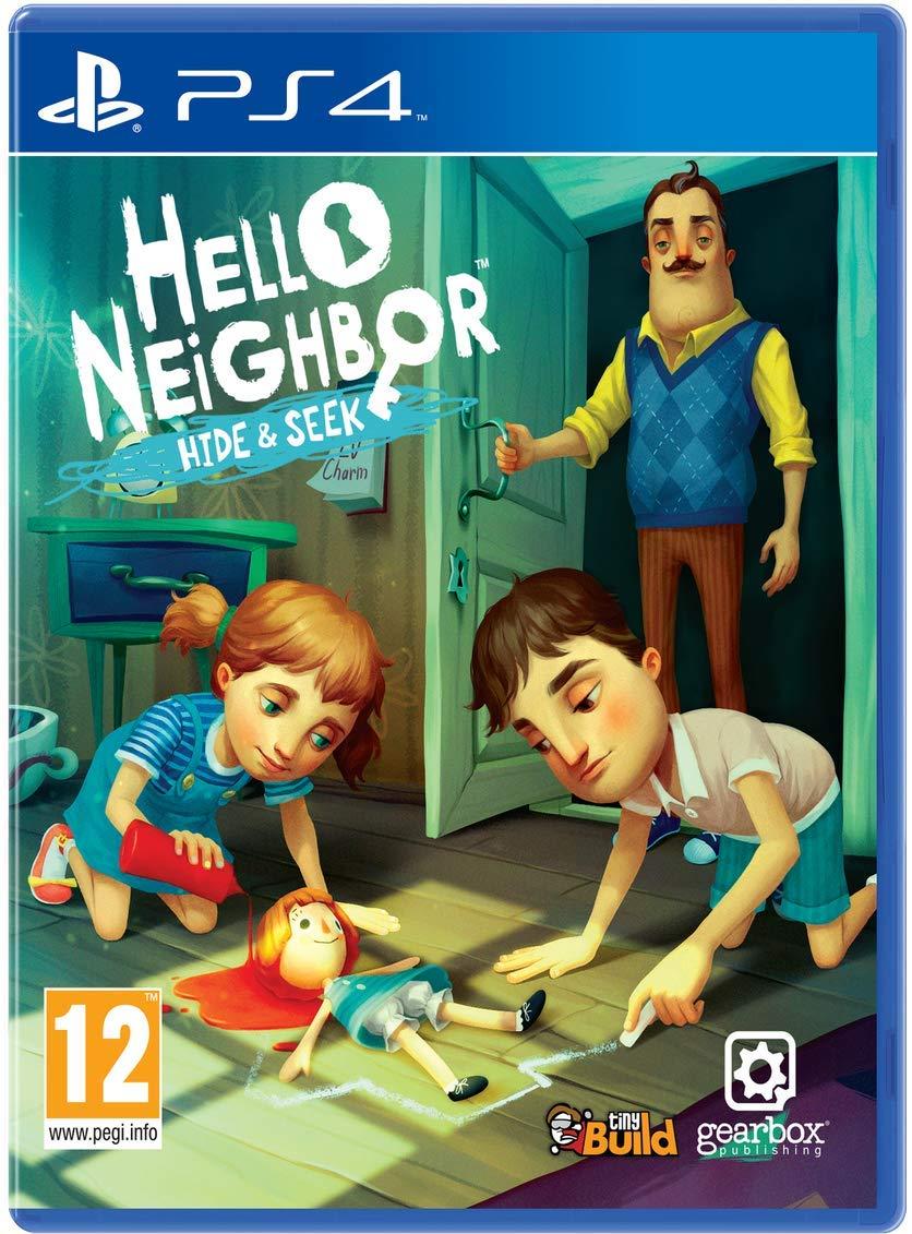 Hello Neighbor: Hide & Seek (PS4)